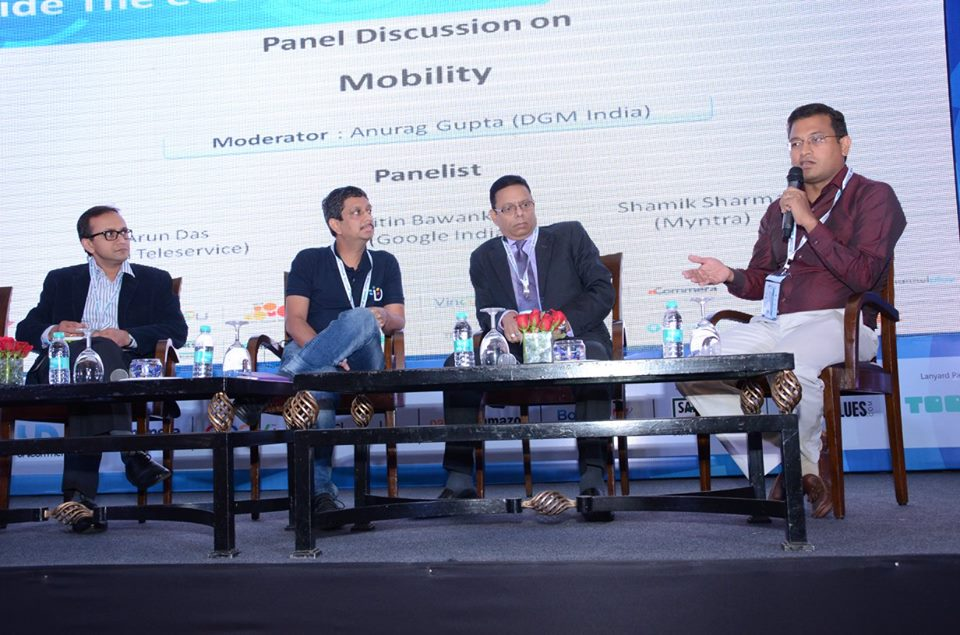 Shamik Sharma panel discussion