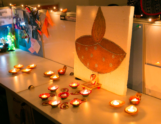 Celebrating Diwali the Myntra way
