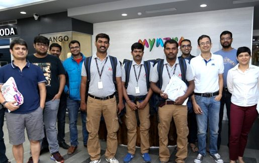 Myntra EORS leadership team