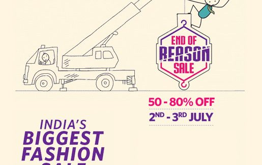 Myntra eors is coming