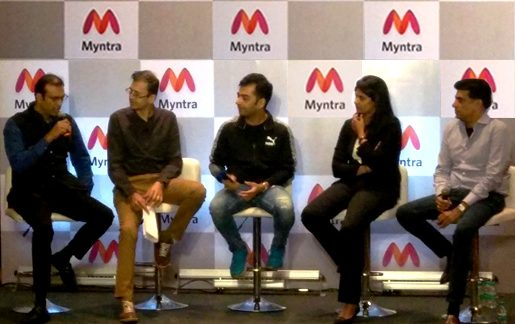 Myntra crosses 1 billion GMV July 2016
