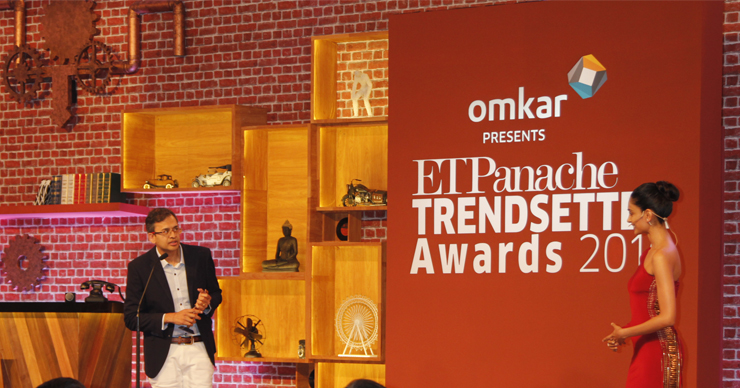 ET Panache Trendsetting Workplace Award Myntra