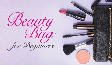 Beauty Bag From Myntra