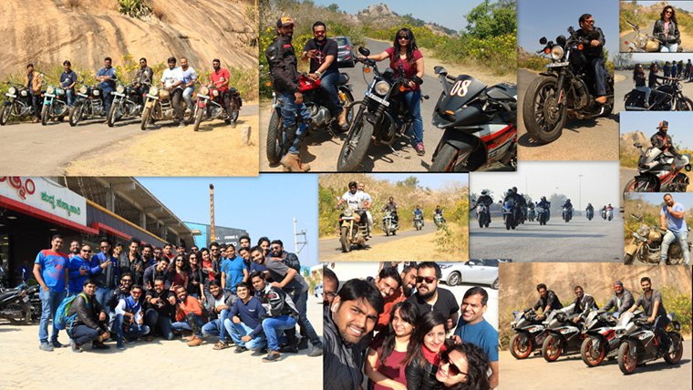 Myntra Bikers Club