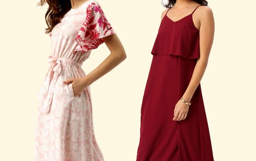 Myntra Maxi dress in summer