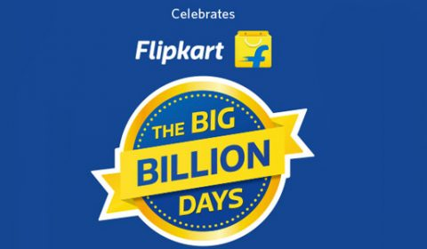 Flipkart Myntra Big Billion Days Sale