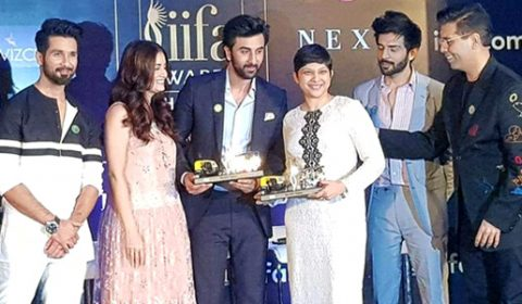 Myntra official style partners for IIFA 2018
