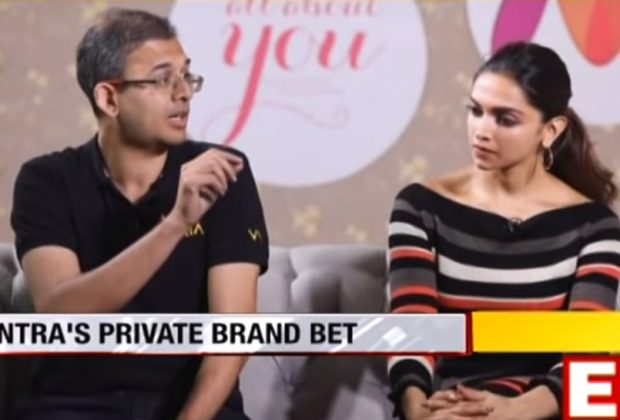 Ananth Narayanan Deepika Padukone All About You ET Now