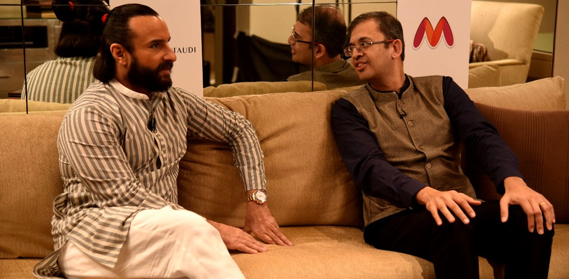 Ananth Narayanan Saif Ali Khan House of Pataudi CNBC interview