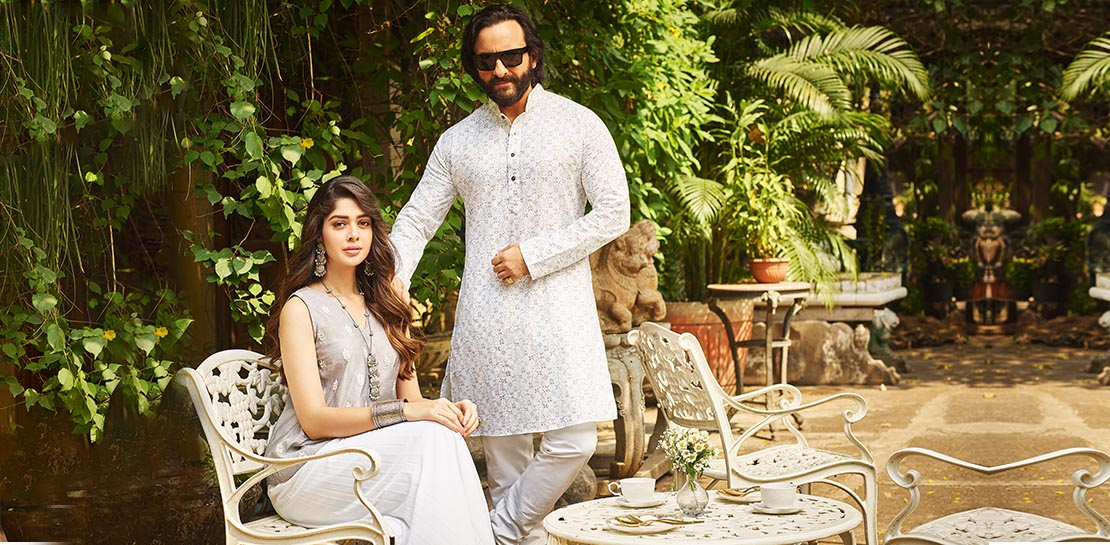 Saif Ali Khan's brand House of Pataudi launched on Myntra